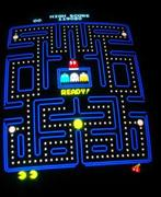 Pac-Man Ms. Pac Attack Maze 1