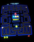 Pac-Man Ms. Pac Attack Maze 3